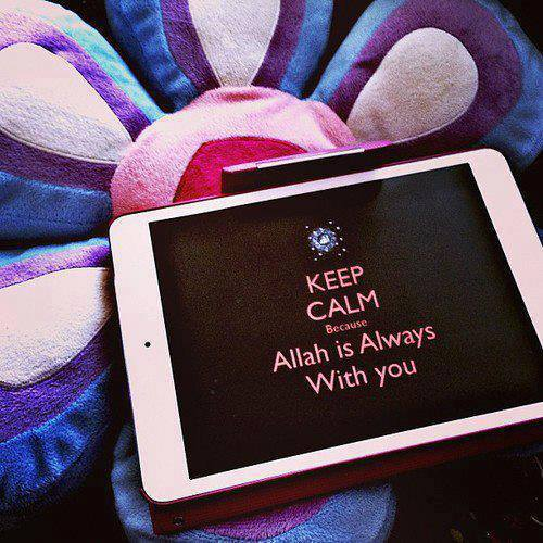 quote, islam, islamic quote, allah, keep, faith, keep calm, patience, muslim, quran, calm