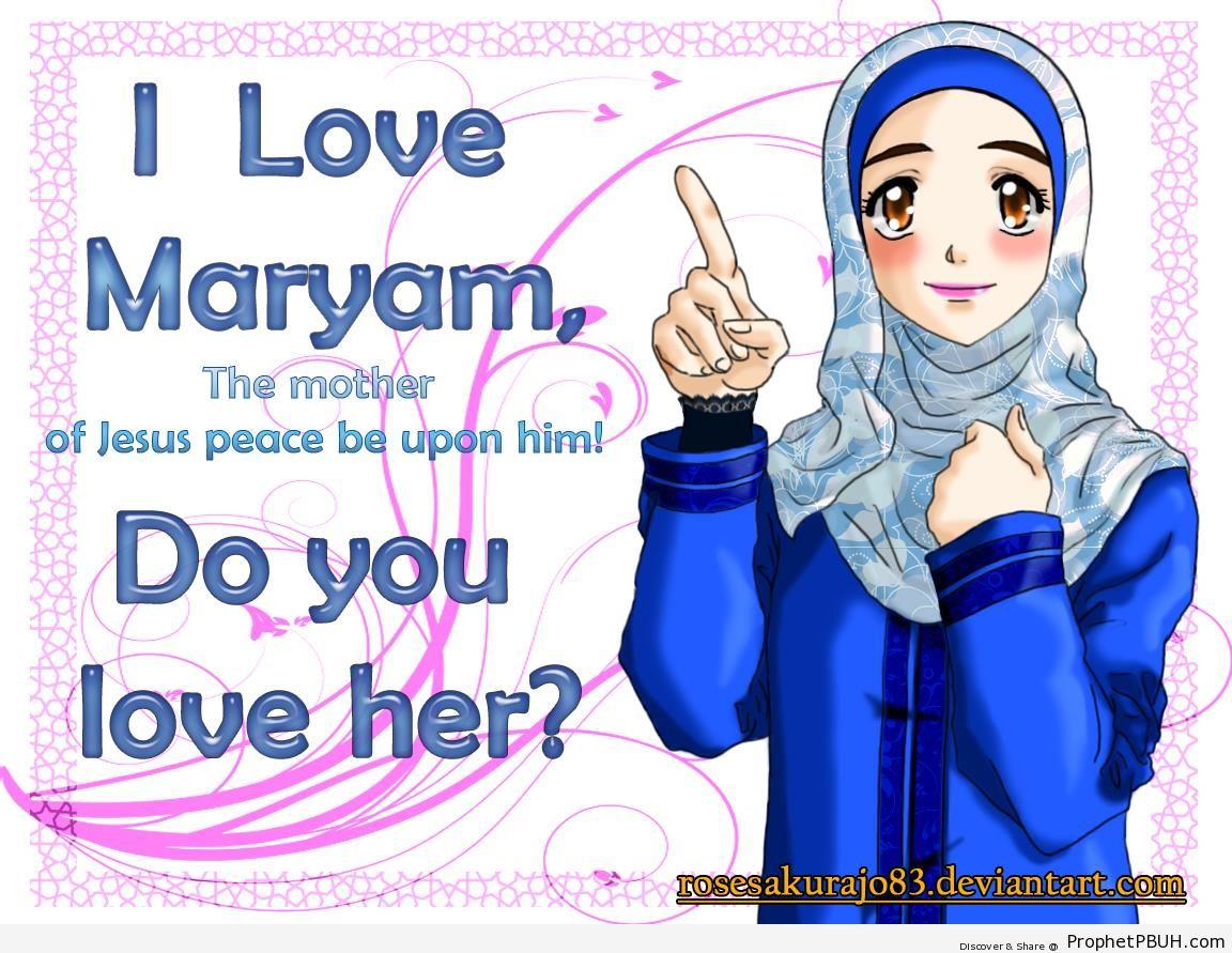 Most Inspiring Wallpaper Name Maryam - i-love-mary  Graphic_665014.jpg