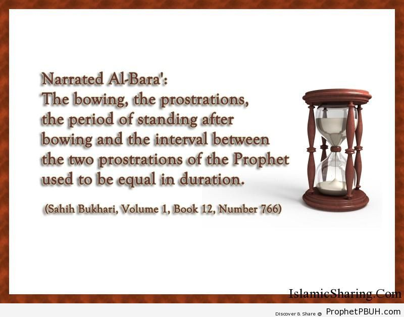 sahih bukhari volume 1 book 12 number 766