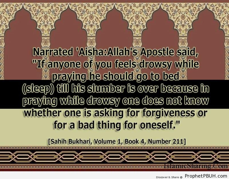 sahih bukhari volume 1 book 4 number 211