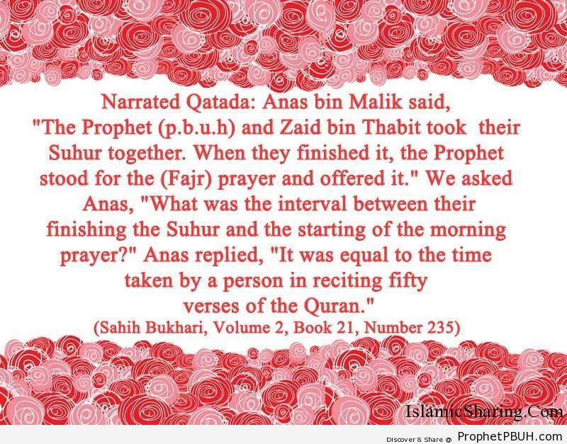 sahih bukhari volume 2 book 21 number 235