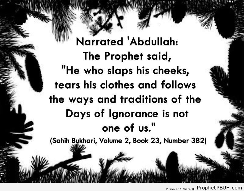 sahih bukhari volume 2 book 23 number 382