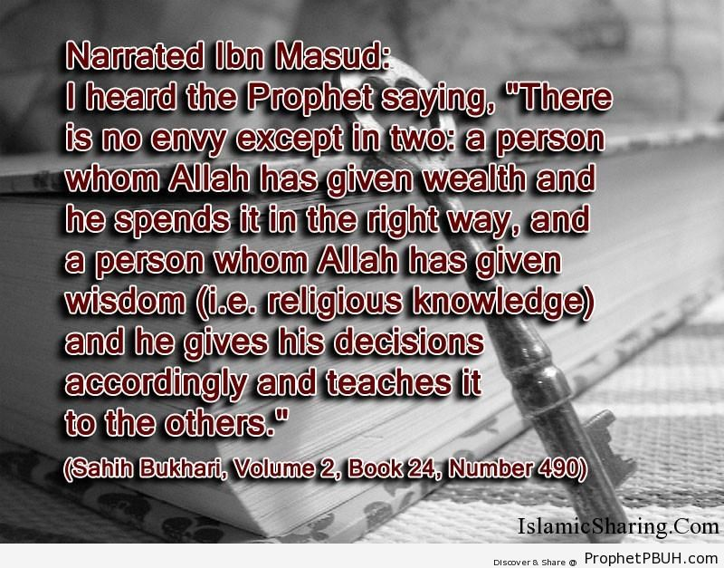 sahih bukhari volume 2 book 24 number 490
