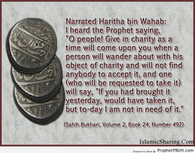 sahih bukhari volume 2 book 24 number 492