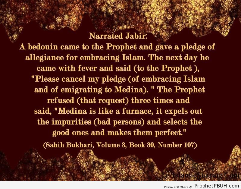 sahih bukhari volume 3 book 30 number 107