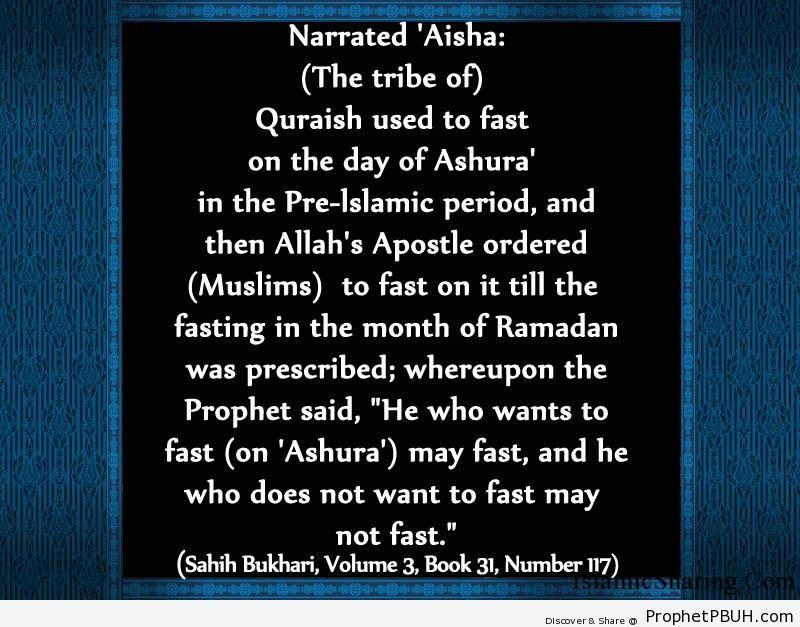 sahih bukhari volume 3 book 31 number 117