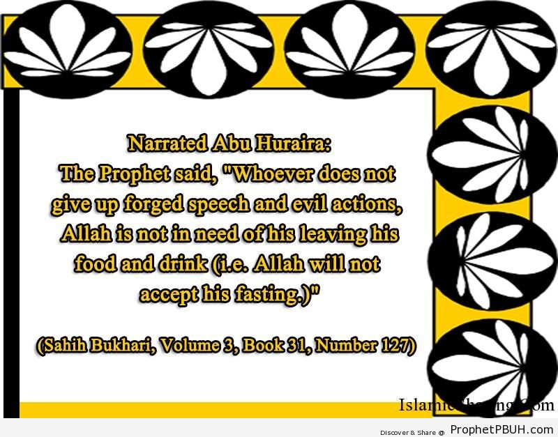 sahih bukhari volume 3 book 31 number 127