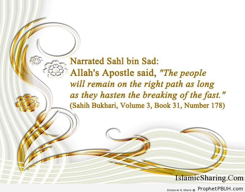 sahih bukhari volume 3 book 31 number 178