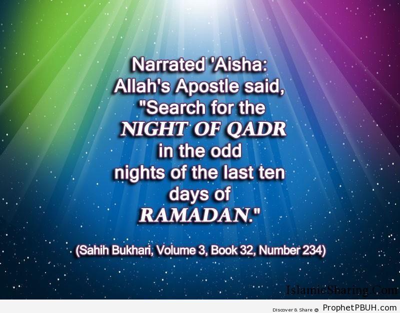 sahih bukhari volume 3 book 32 number 234