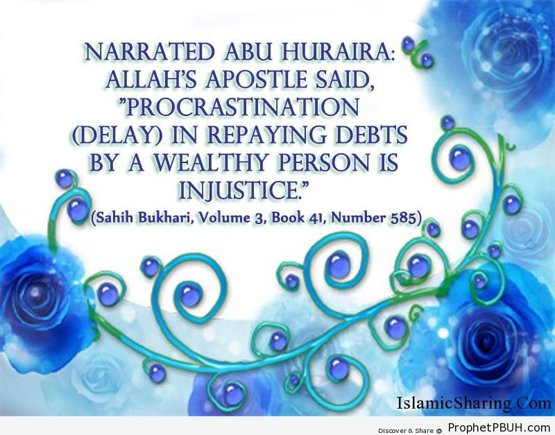 sahih bukhari volume 3 book 41 number 585