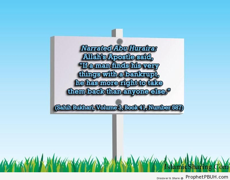 sahih bukhari volume 3 book 41 number 587