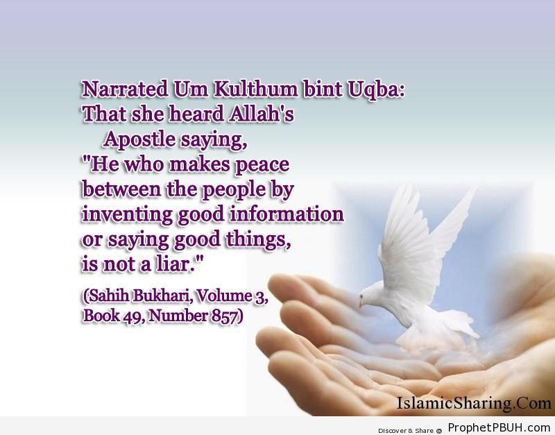 sahih bukhari volume 3 book 49 number 857