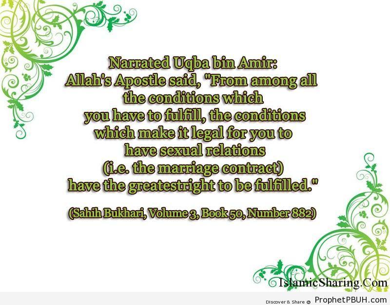 sahih bukhari volume 3 book 50 number 882