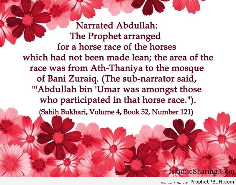 sahih bukhari volume 4 book 52 number 121