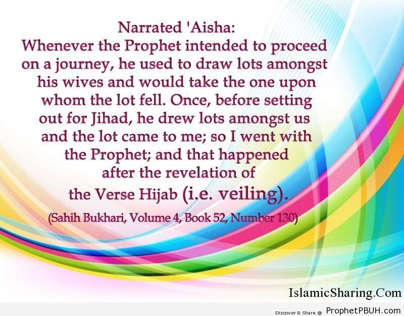 sahih bukhari volume 4 book 52 number 130
