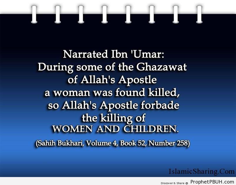 sahih bukhari volume 4 book 52 number 258