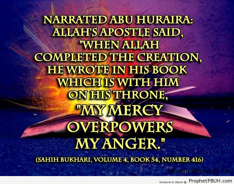 sahih bukhari volume 4 book 54 number 416