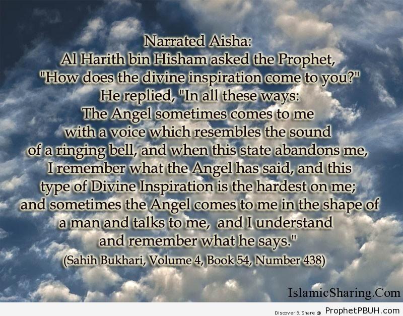 sahih bukhari volume 4 book 54 number 438
