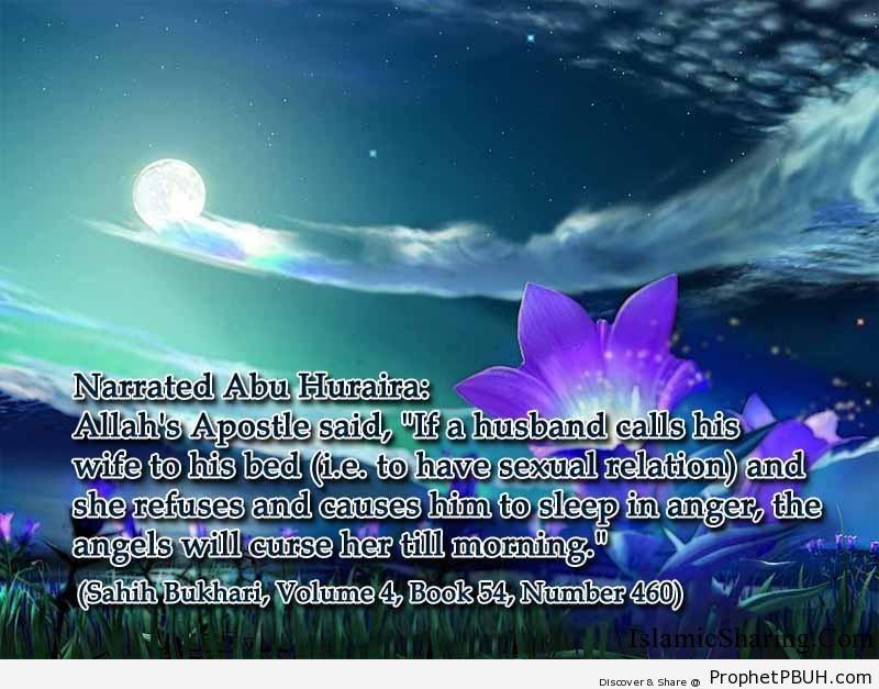 sahih bukhari volume 4 book 54 number 460