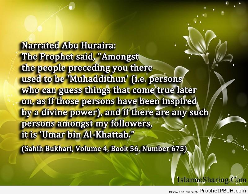 sahih bukhari volume 4 book 56 number 675