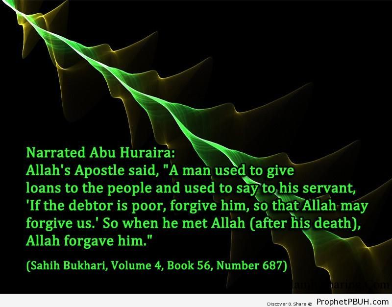 sahih bukhari volume 4 book 56 number 687