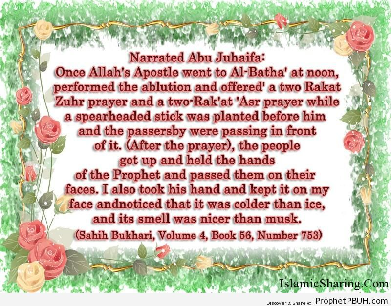 sahih bukhari volume 4 book 56 number 753