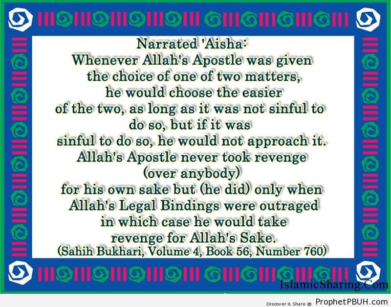 sahih bukhari volume 4 book 56 number 760