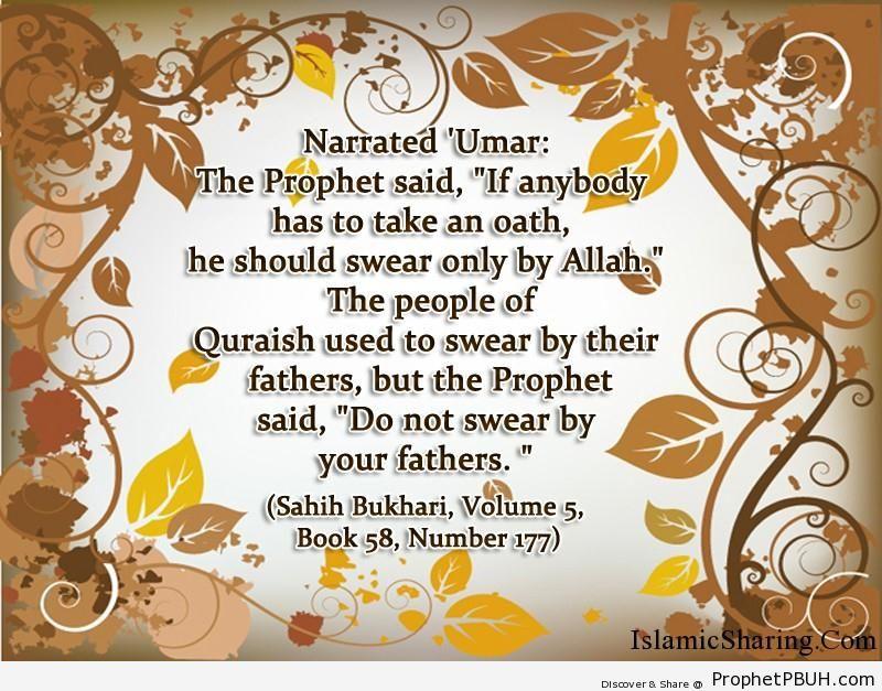 sahih bukhari volume 5 book 58 number 177