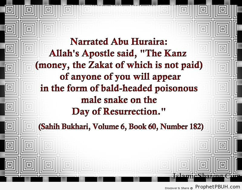 sahih bukhari volume 6 book 60 number 182