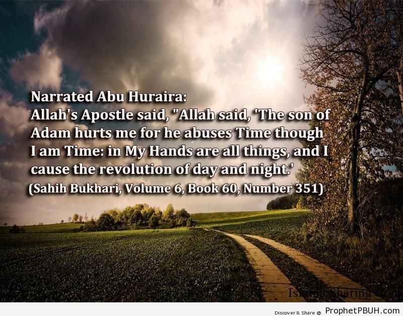 sahih bukhari volume 6 book 60 number 351