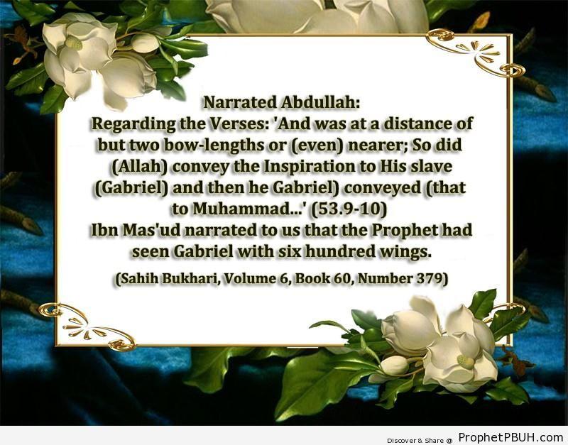 sahih bukhari volume 6 book 60 number 379