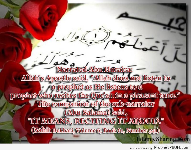 sahih bukhari volume 6 book 61 number 541