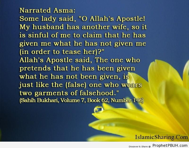 sahih bukhari volume 7 book 62 number 146