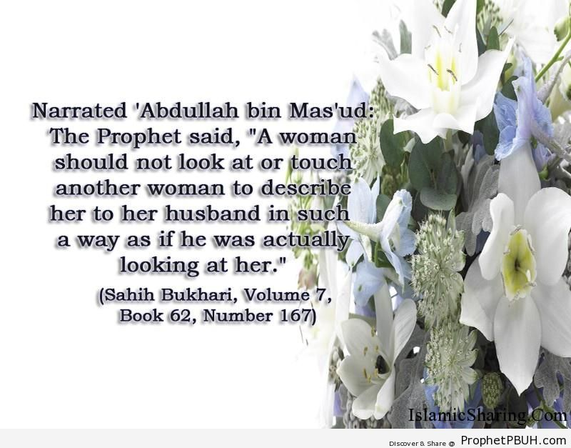 sahih bukhari volume 7 book 62 number 167