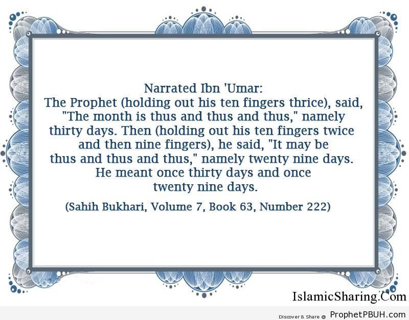sahih bukhari volume 7 book 63 number 222