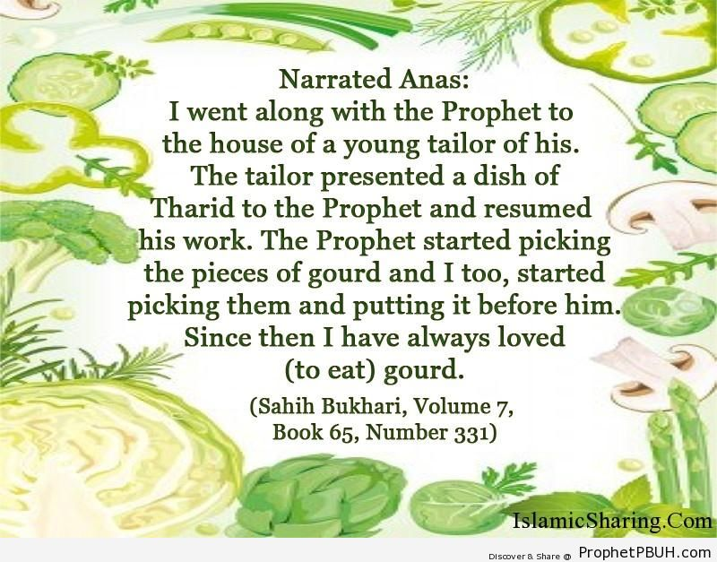 sahih bukhari volume 7 book 65 number 331