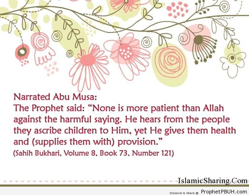 sahih bukhari volume 8 book 73 number 121