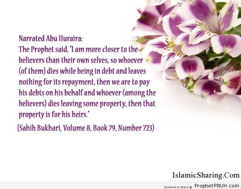 sahih bukhari volume 8 book 80 number 723