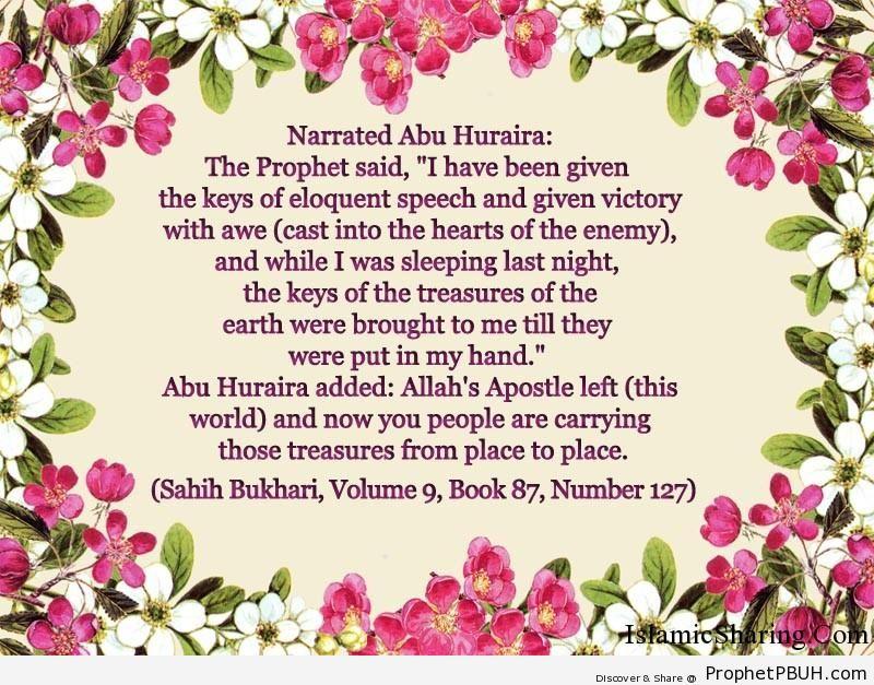 sahih bukhari volume 9 book 87 number 127
