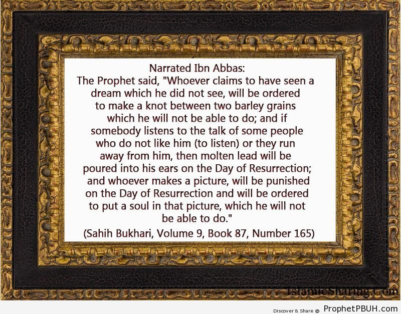 sahih bukhari volume 9 book 87 number 165