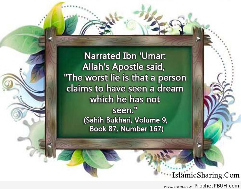 sahih bukhari volume 9 book 87 number 167
