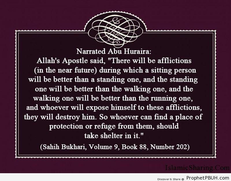 sahih bukhari volume 9 book 88 number 202