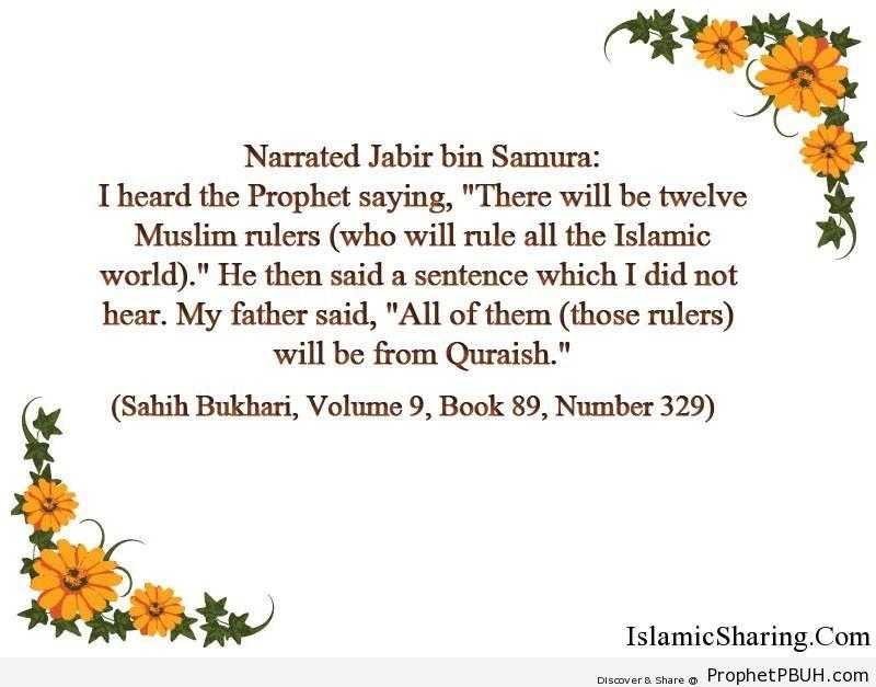 sahih bukhari volume 9 book 89 number 329