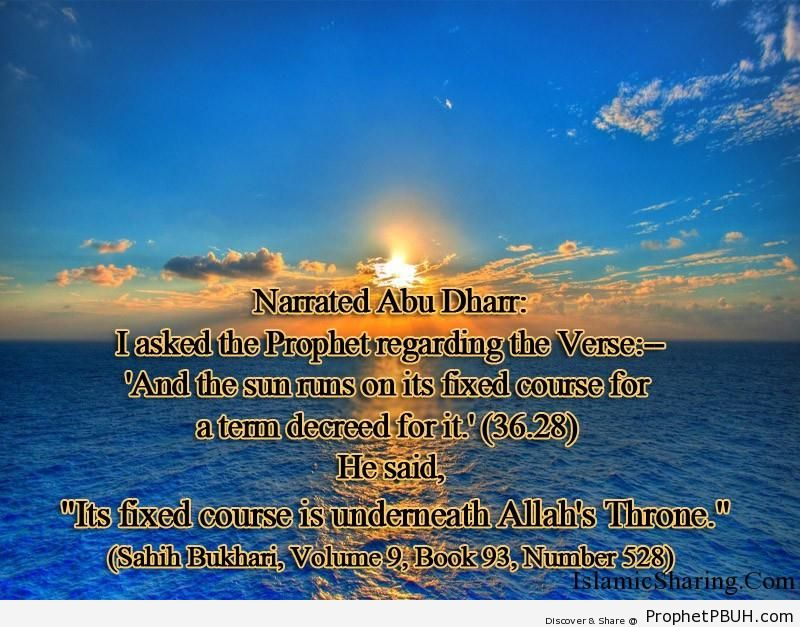sahih bukhari volume 9 book 93 number 528
