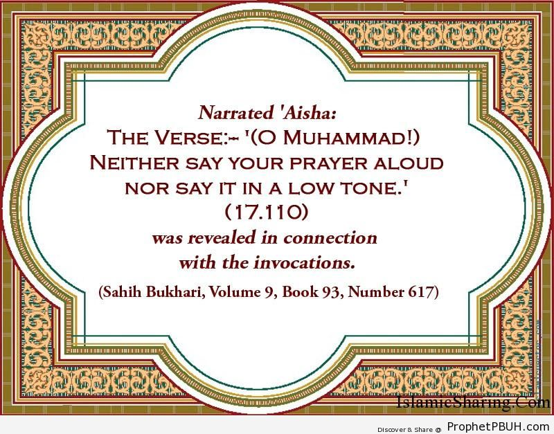 sahih bukhari volume 9 book 93 number 617