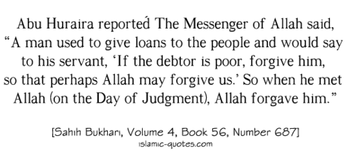 Forgiveness from Allah SWT Hadith by Prophet pbuh
