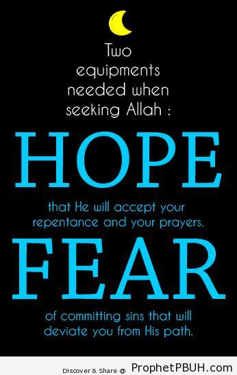 Beautiful Islamic Teachings (1)