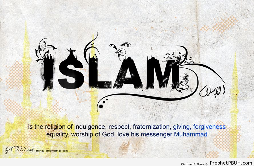 What is Islam by ~trendy-arts - Islamic Quotes, Hadiths, Duas
