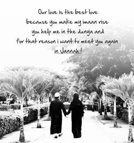 Love Quotes Islam