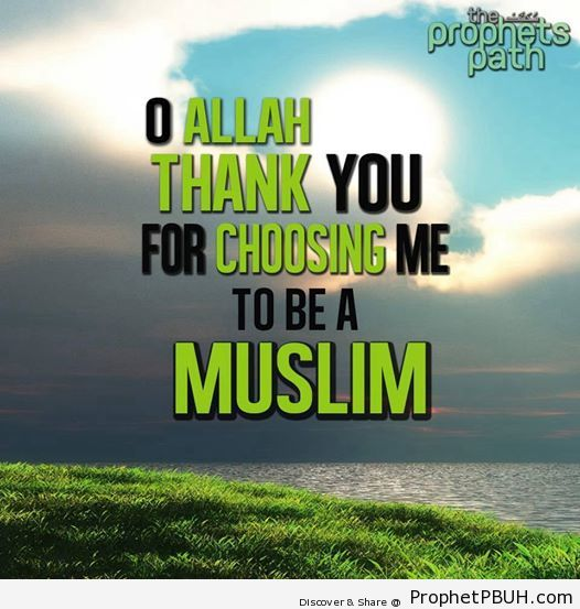 Thank you Allah SWT